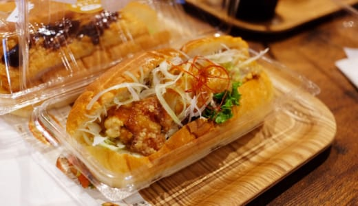 【高知】くまのPAN屋が手がけるコッペパン専門店「帯屋コッペplus」
