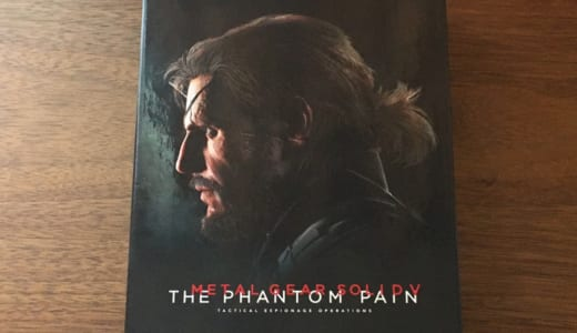 METAL GEAR SOLID V:THE PHANTOM PAINがホラーゲームでつらい