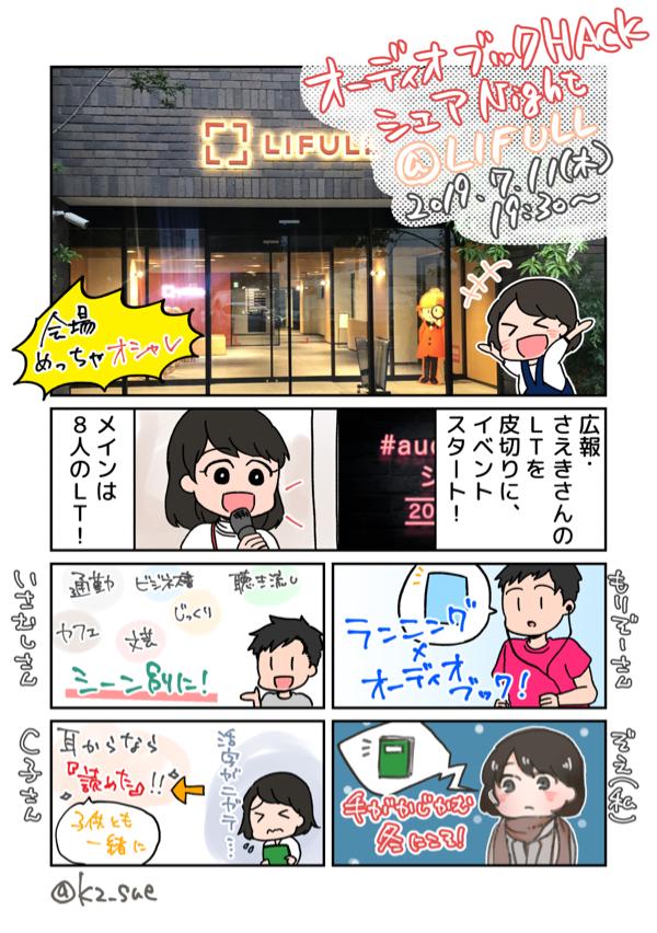レポート漫画1